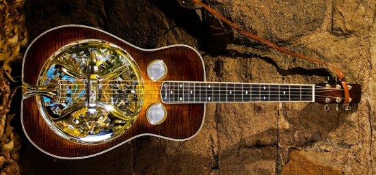 clinesmith dobro guitar