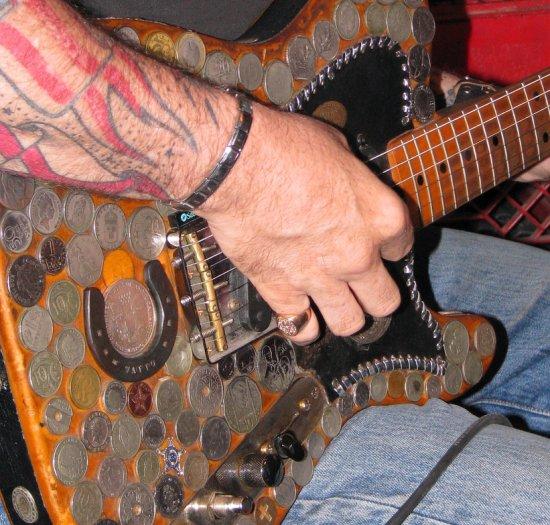 coin guitar