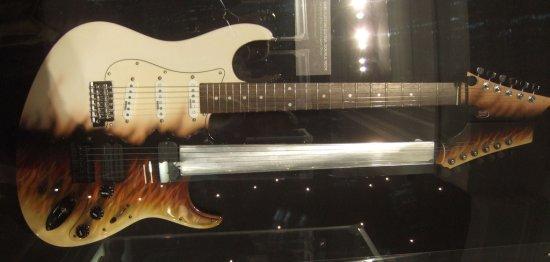 double header guitar