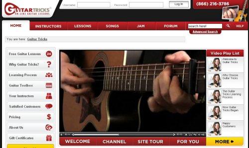 guitar tricks