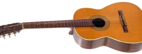 flat-top guitar