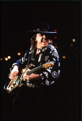 Stevie Ray Vaughan 3