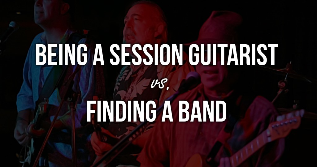 session-vs-band