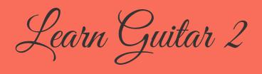 Learn Guitar 2